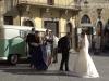 6 Arezzo Piazza Grande Sposi e gli Ospiti