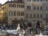 8 Arezzo gli sposi Piazza Grande