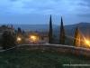 19 zamek widok na domki