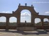 15 Pitigliano Plac przed zamkiem Orsini