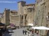 2 Pitigliano przed brama miasta