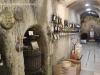 Pitigliano sklep w skale tufowej