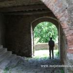 CASTELLO di CACCIANO czyli daleko od szosy