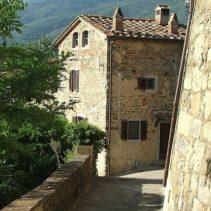 Il BORRO – miniatura Toskanii