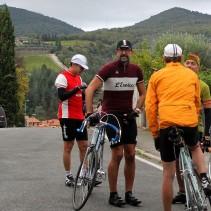 """L'Eroica a Toskania czyli """"Bohaterka"""" na starych rowerach."""