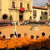 Odpust w Montevarchi a kulinarne inspiracje