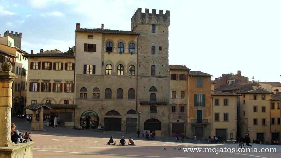 HDTV Arezzo piazza grande