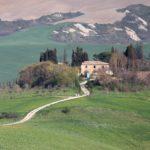 Wiosna na Crete Senesi. Totalna GŁUSZA