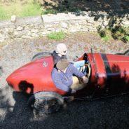 Kajaki w głuszy czyli Mille Miglia w Toskanii
