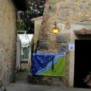 Lekcja historii w Badia Agnano