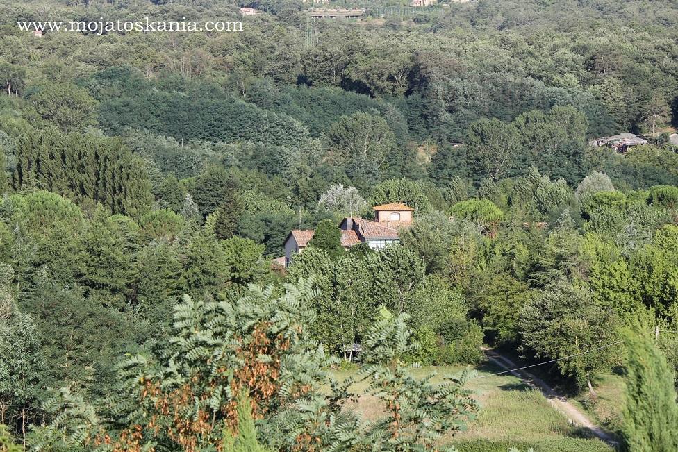 Bosco Esmeraldo e Villa Antica podpis