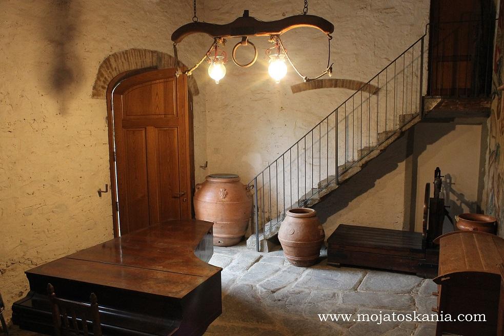Villa Antica Capannole entrata