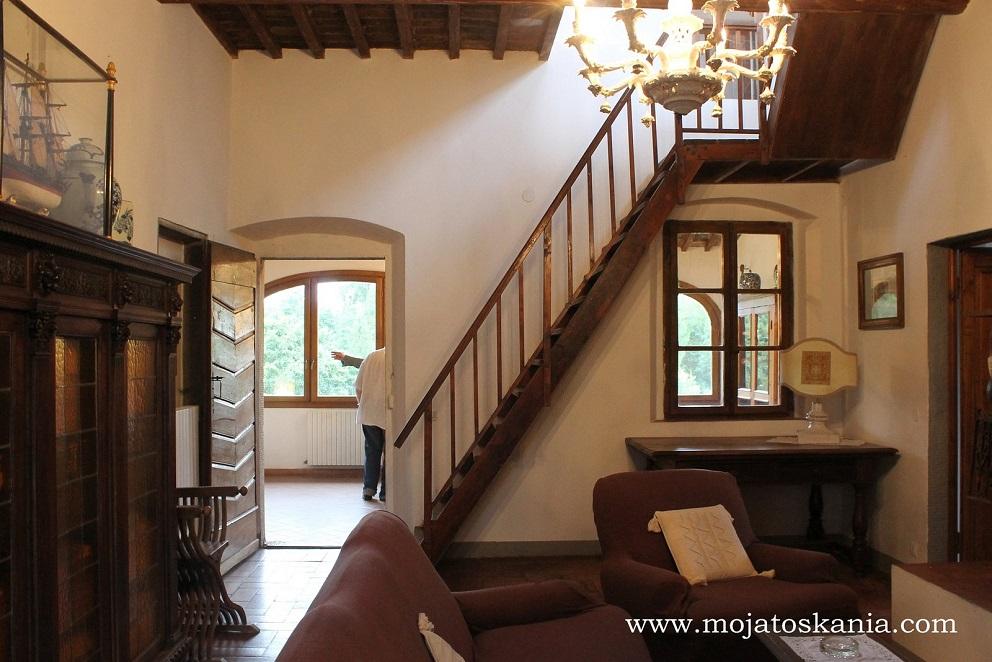 ikona interno Villa Antica