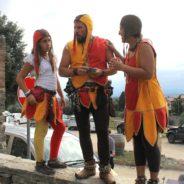 Festa del Luca w San Gusmè, kolory Chianti i przepowiednie