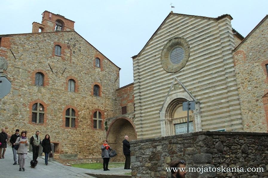 Lucignano, Giornate FAI di Primavera la Collegiata e Chiesa di San Francesco