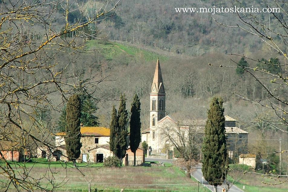 1 Chiesa Capannole gennaio styczen