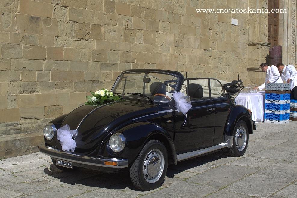 2 Arezzo Duomo auto da Sposi