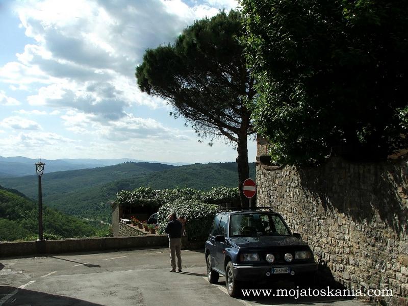 2 Civitella in Val di Chiana veduta panoramica