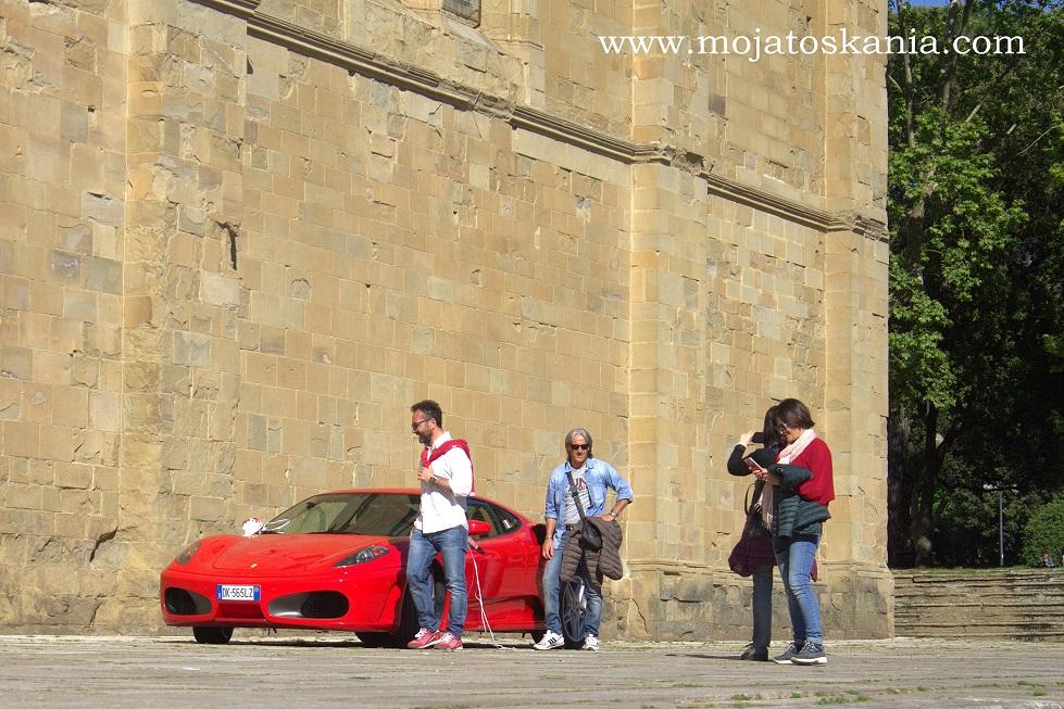 3 Arezzo Ferrari e Duomo