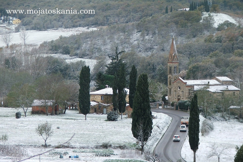 5 Chiesa Capannole inverno