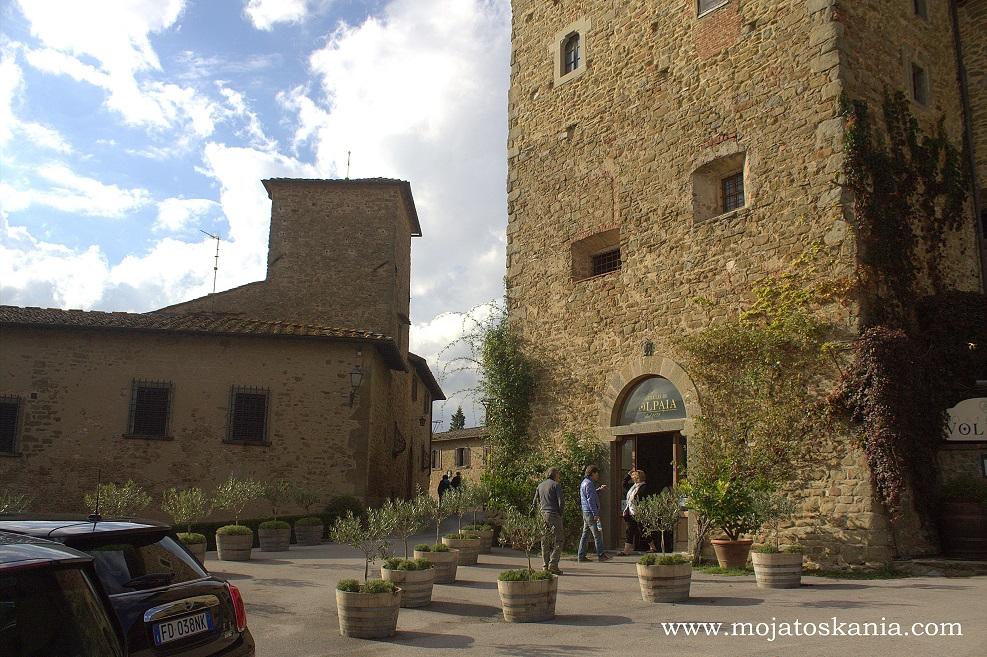 7 Volpaia zamek
