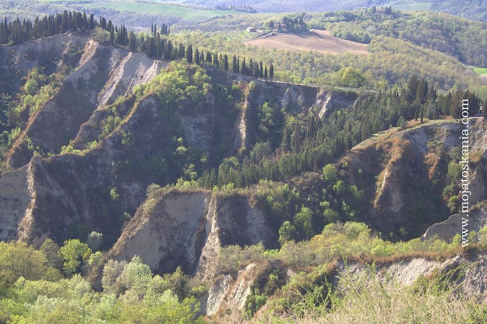 9 widok z Chiusure