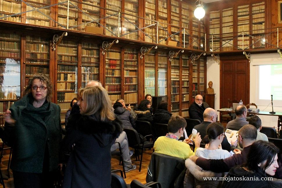 Francesco Sinatti Academia del Poggio presentazione 1