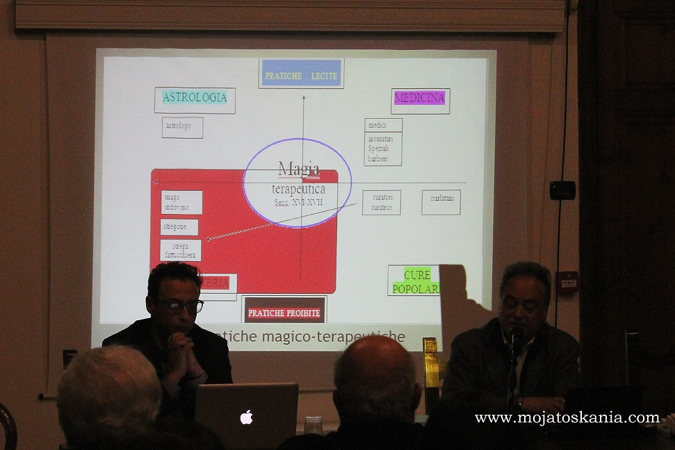 Francesco Sinatti Academia del Poggio presentazione