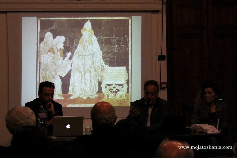Francesco Sinatti e il Mago