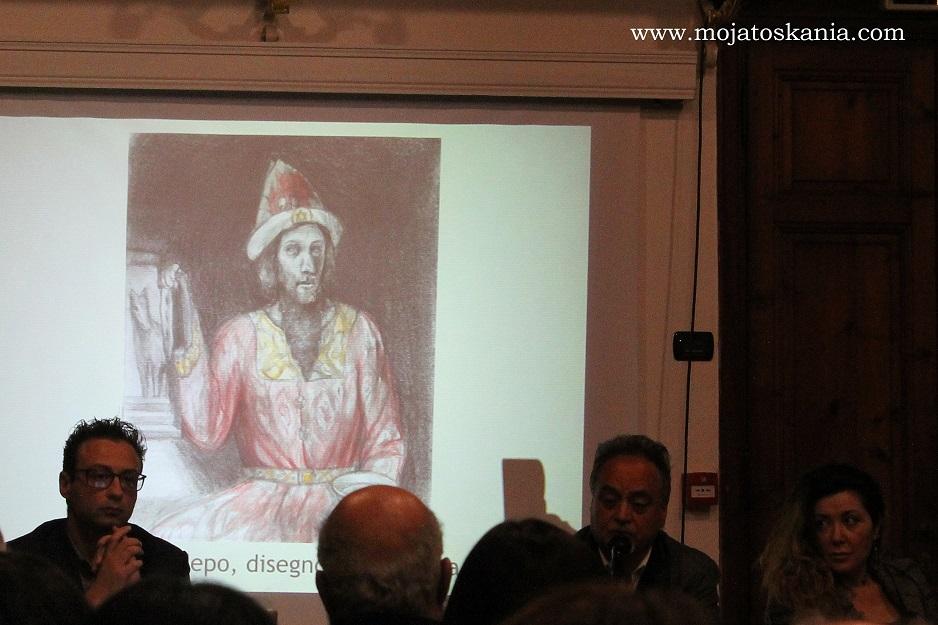 Francesco Sinatti e il disegno del Mago