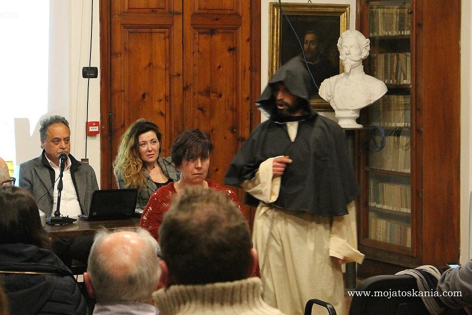Francesco Sinatti la presentazione del suo libro