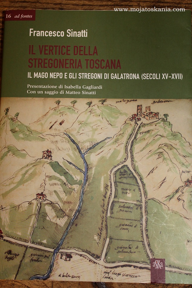 Francesco Sinatti libro