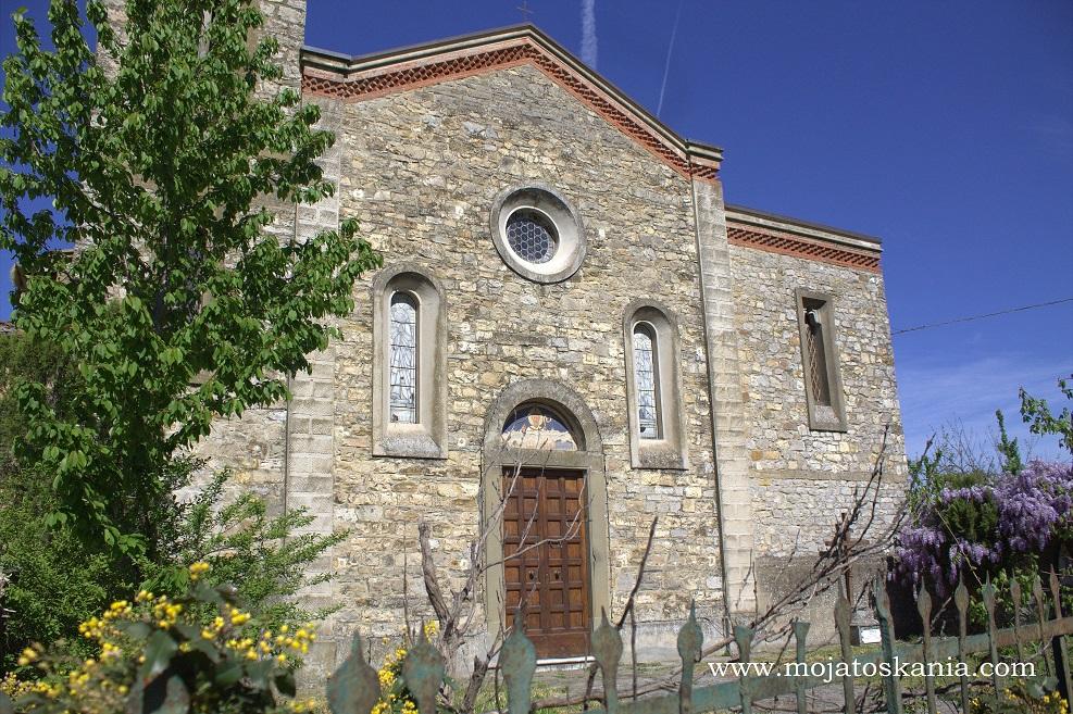 chiesa esterni