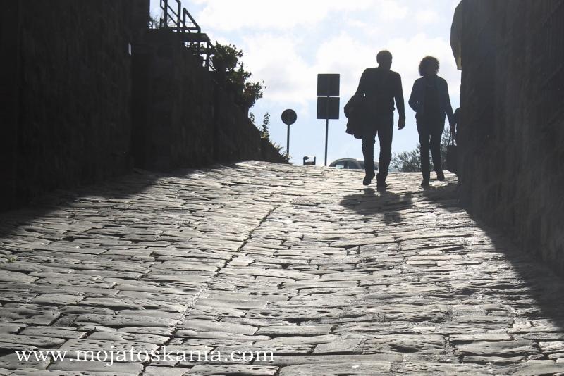 pod slonce w Montalcino poziome
