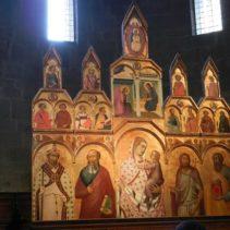 Obraz dawnego Arezzo – Santa Maria della Pieve