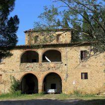Dom w Toskanii. Sekretne życie domów