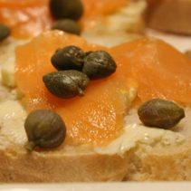 Kulinarne małe co nieco czyli kapary na włoskiej kolacji u Ewy