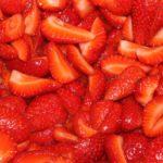 Tuskawka w Toskanii – truskawka ładnie pokrojona!
