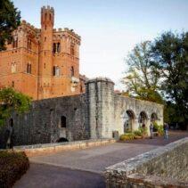 Castello di Brolio. Zamek Brolio i jego historia.